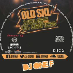DJ OneF: Old School House & Dance [Disc 2]