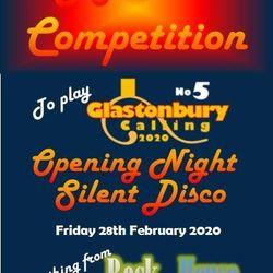 Glastonbury Calling - DJ Competition Entry