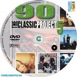 NICOLAS ESCOBAR - THE CLASSIC PROJECT 5 (ROCK POP 90'S)