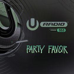 UMF Radio 553 - Party Favor