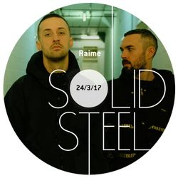 Solid Steel Radio Show 24/3/2017 Hour 1 - Raime
