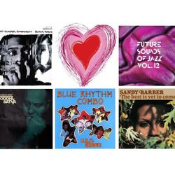 PROMO LOVE! Valentine's/BBE Records/Jazzman/Compost/Blue Note