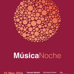 Música Noche Launch Mix/ Horse and Groom 25th May w/ Daniele Baldelli +