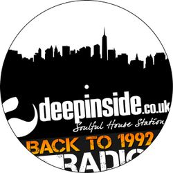 BACK TO 1992 with DEEPINSIDE Radio