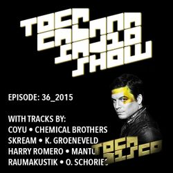 TOCACABANA RADIO SHOW 36_2015