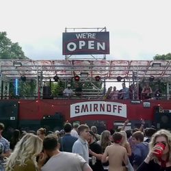 #SmirnoffHouse 2017: Mike Skinner at Lovebox