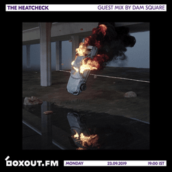 The Heatcheck 051 - Guest Mix by Dam Square [23-09-2019]
