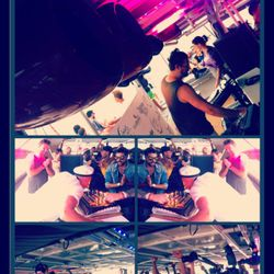 H.O.S.H & SOLOMUN / Live on the 5Star Catamaran / 29.08.2013 / Ibiza Sonica - Part 1