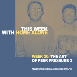 Week 20: The Art of Peer Pressure Volume 3