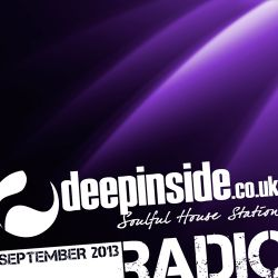 DEEPINSIDE - Soulful House Station (September 2013)