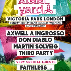 Third Party @ Creamfields - Creamfields presents Steel Yard 2017