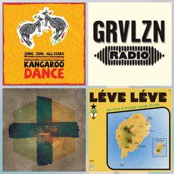 #66 Acid Arab-Africa Negra-Pedro Lima-Onipa-Ethioda-Seanie T-Ko Shin Moon-Nirso-Zong Zing All Stars