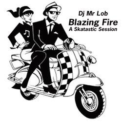 Blazing Fire: A Skatastic Session