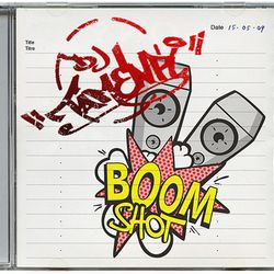 DJ Tamenpi - Radio Boomshot (2009)