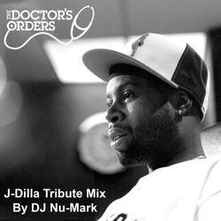 J-Dilla Tribute Mix by DJ Nu-Mark