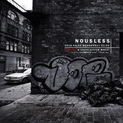 NOUS FM - NOUSLESS - 2016年3月30日放送分