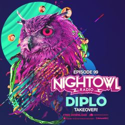 Night Owl Radio 099 ft. Diplo