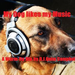 My Dog likes my Music - A Warm-Up by DJ Quim Campbell