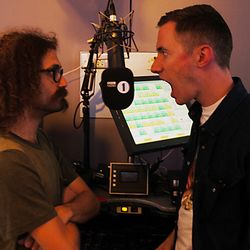 The Gaslamp Killer (Brainfeeder) @ Benji B Exploring Future Beats Show, BBC Radio 1 (20.09.2012)
