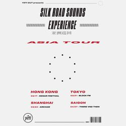 Silk Road Sounds Asia Tour Warm Up Mix by Demon Slayer
