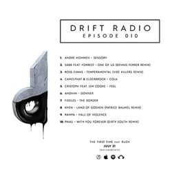 Drift Radio - Episode 010