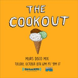 The Cookout 017: Mija's Disco Mix