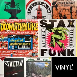 Vi4YL058: Big Love 4 Vi4YL warmup mixtape for The Ministry SE1 - vinyl MONSTERS!!!! FUNKY AS FUNK.