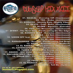 Dubstep Mix XVII by BunZer0