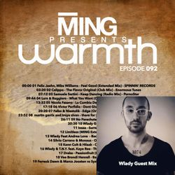 MING Presents Warmth 092 feat. Wlady