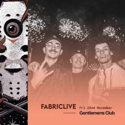 Gentlemens Club FABRICLIVE x Rampage Promo Mix