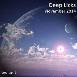 Deep Licks November 2014