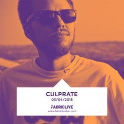 Culprate - FABRICLIVE Promo Mix (Apr 2015)
