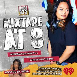 KUBE 93.3FM Mixtape @ 8pm Mix 1 (7/28/21) (RNB Sesh)