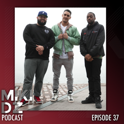 MikiDz Podcast Episode 37:  Beatsource Linkup Recap and Traveling During The Coronavirus Outbreak