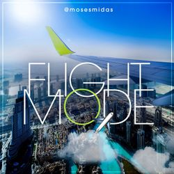 Ep40 Flight Mode @MosesMidas x @JamesBluck Summer House party vibes - Back to Back!!