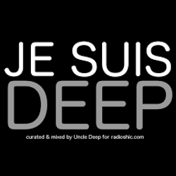 Je Suis Deep  Compiled & Mixed By DiMo