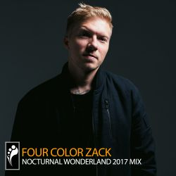 Four Color Zack - Nocturnal Wonderland 2017 Mix