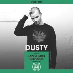 MIMS Guest Mix: DUSTY (Jazz & Milk Records, Munich)