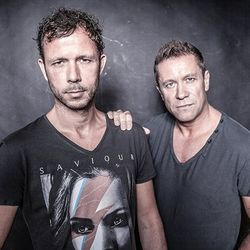 Cosmic Gate - Live @ Radio FG (France) (16-04-2014)