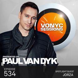 Paul van Dyk's VONYC Sessions 534 - Jorza