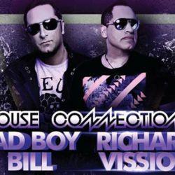 Richard Vission & Bad Boy Bill - House Connection 3 [Mixtape]