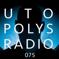 Utopolys Radio 075 - Uto Karem Live Recorded Studio Session (IT)