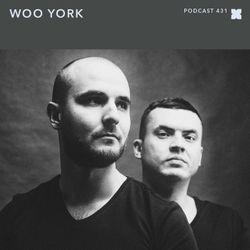 XLR8R Podcast 431: Woo York