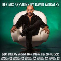 The Def Mix Sessions // Ibiza Global Radio (15/09/17)