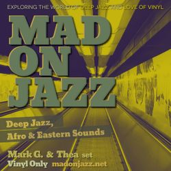 MADONJAZZ: Deep Jazz, Afro & Eastern Sounds