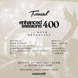 Enhanced Sessions 400 - Hour 2 - Alex Klingle vs. Daun Giventi