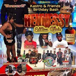 Hennessy Edition Affair - Excess Global x Levelz x Famous Squad x DJDino x DJAntonio x DJGrimz