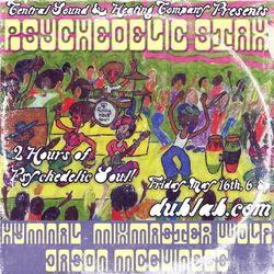 Hymnal, Jason McGuiness & Mixmaster Wolf – Psychedelic Stax (10.20.17)