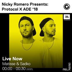 Matisse and Sadko LIVE @ Protocol Showcase 2018 Melkweg