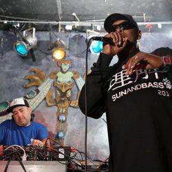 A Sides & MC Fats Live At Respect, Los Angeles June 2012